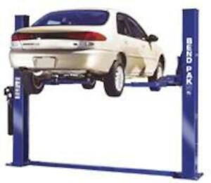 Bend Pak Xl 7 Two Post Car Automotive Lift Pick Up