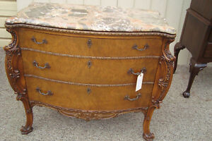 59213 Batesville Marble Top Buffet Server Sideboard Quality