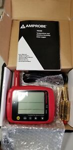 Amprobe Tr300 Temperature And Reletive Humidity Data Logger Brand New