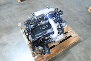Jdm Nissan Skyline Gts R33 Rb25det 2 5l Dohc Turbo Engine Rb25 S2