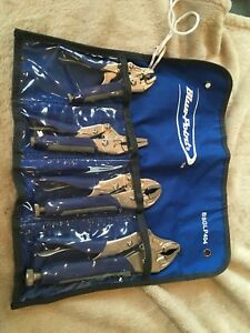 Blue Point 4 Pc Locking Pliers Set Bsglp404