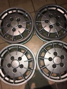 1965 1973 Porsche 911 914 6 Wheels Part No 901 361 017 00