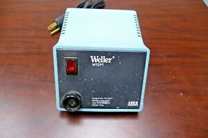 Weller Pu120t Power Wtcpt Temperature Controlled Soldering Station Guarantee