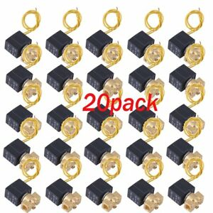 20x 1 4 Inch Electric Solenoid Valve Pneumatic Valve For Water Oil Gas 110 120 Y