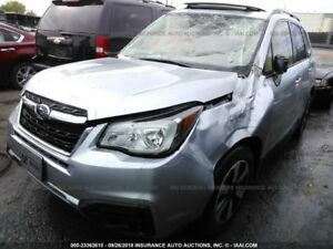 2017 Subaru Forester Engine transmission And All Components