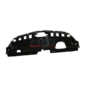 New Grille Mounting Panel Fits 2004 2005 Honda Civic 71121s5aa00