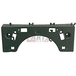 New Front License Plate Bracket Black Fits 2004 2009 Toyota Prius 5211447040