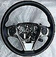 Ford Fairlane Au Nu Ghia Black Leather Steering Wheel Falcon Xr6 Xr8