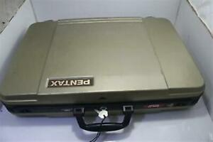 Pentax Eg 2940 Gastroscope Suitcase Only With 2 Keys