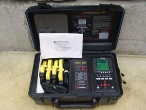 Amprobe Dm ii Pro Electrical Data Logger recorder Dm 2 Good Shape