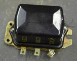 Gm Voltage Regulator 1960 S Style New No Box 2126 12v Corvette