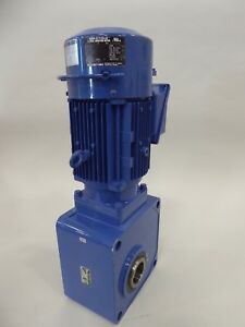 Sumitomo Hyponic Right Angle Drive Induction Gear Motor Rnyms1 1530 b 240
