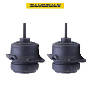 Front Engine Motor Mount 2pcs 05 18 For Ford Mustang 3 7l 4 0l 4 6l 5 0l 5 2l
