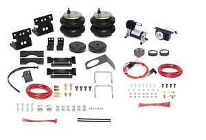 Firestone All in one Analog Kit Incl Air Springs Compressor Air Accessories