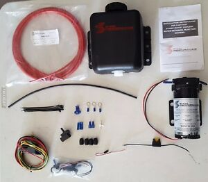 Sale Snow Performance Stage 1 Water Methanol Injection Kit Boost Cooler Kit Gas