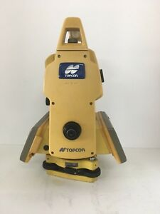 Topcon Gts 723 Total Station In Hard Case