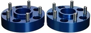 Spidertrax Spidertrax Jeep 5 On 5 In X 1 1 2 In Thick Wheel Spacer Kit Whs010