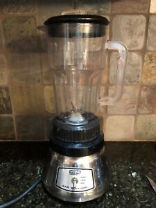 Waring Professional Bar Blender 35bl82 Commercial Heavy Duty