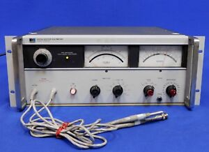 Agilent Hp Keysight 8405a Vector Voltmeter 1 1000 Mhz Untested Item As Is
