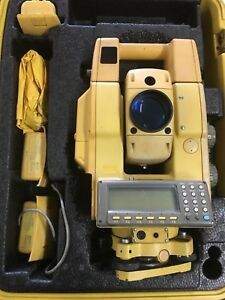 Topcon Gts 802a Electronic Total Station