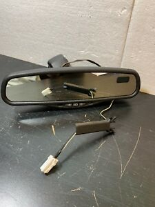 2007 2014 Subaru Compass Rear View Mirror Legacy Outback Oem Done Light