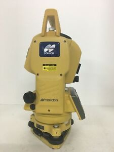 Topcon Gpt 3207nw Total Station