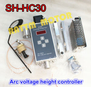 Automatic Arc Voltage Torch Height Controller For Cnc Cutter Plasma Thc Sh hc30