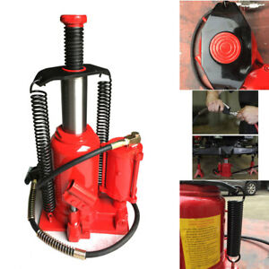20 Ton Hydraulic Jack Air Pump Lift Power Repair Tool