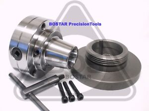Bostar 5c Collet Lathe Chuck With Semi finished Backplate L 00