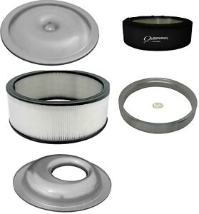 Offset Air Cleaner Housing Kit Paper 14 X 4 Filter Sure Seal Outerwea