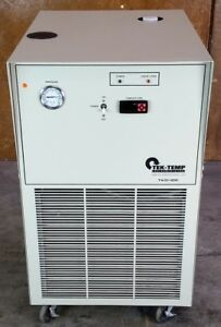 Tek temp Laboratory Recirculating Chiller Tkd 100 15 000 208 230 V Tested