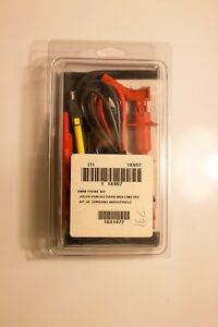 Pomona Model 5900a pom Test Lead Kit Digital Multimeter