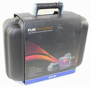 Flir Thermal Camera T420 With Wifi In Original Hard Case T420