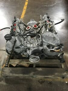 4 4l V8 Twin Turbo N63 Awd Engine Assembly 11002420718 Bmw 650i Xdrive F10 13 15