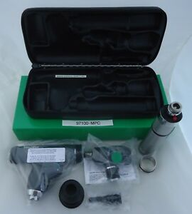 Welch Allyn Panoptic Diagnostic Set 97100 mpc new In Sealed Box