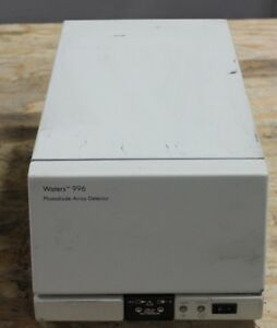 Working Waters 996 Hplc Photodiode Array Detector Pad