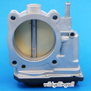 Genuine Fuel Injection Throttle Body Assembly 05 17 Nissan Frontier 4 0l 67 0012