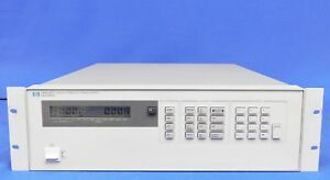 Agilent Hp Keysight 6624a Dc Power Supply Quad output 2 Outputs Gpib Item As Is