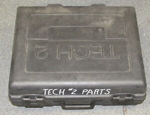 Gm Kent Moore Vetronix Tech 2 Ii Carry Storage Case