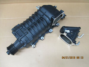 Ford 5 4 Supercharger 7r3v 6f066 db W elbow