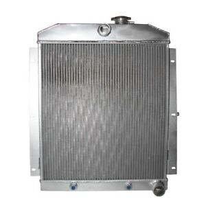3row For Chevy Truck Cooling Dr Mc5100 Aluminum Radiator 1947 1954 48 49 50 52
