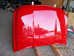 New Gm Surplus 2011 Chevrolet Silverado Hd Hood Red