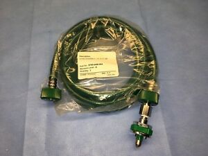 Hose Assembly O2 H i t 96 Conductive Oxygen Air Hose W Ohmeda Quick Connect