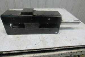 Dematic Conveyor Belt Take Up Tensioner Assembly Weldment 6 Stroke Cylinder