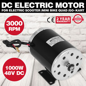 1000w 48v Dc Electric Motor Scooter Mini Bike Ty1020 E bike Permanent Diy Newest