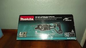 Makita Xrh04z 18 volt Lxt Lithium ion 7 8 Cordless Rotary Hammer New