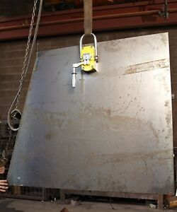 Magswitch Mlay1000x2 Heavy Duty Magnet Flat Steel Or Pipe Lifter Magnetic Hook