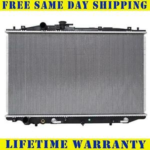 Radiator For 2007 2008 Acura Tl 3 2l 3 5l Lifetime Warranty Fast Free Shipping