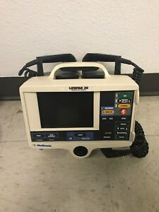Lifepak 20 Monitor No Power On