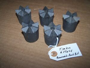 Timken R 1 5 8 Sh Rock Bits lot Of 5